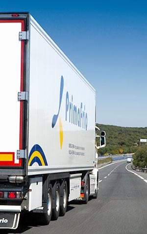 Empresa de transporte internacional Primafrio