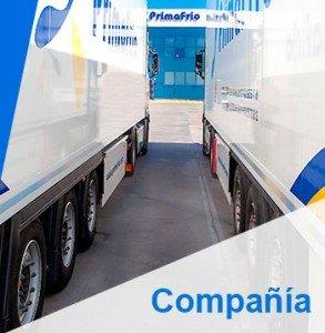 Primafrio - Empresa de transporte por carretera