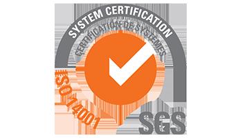 ISO 14001 - Primafrio