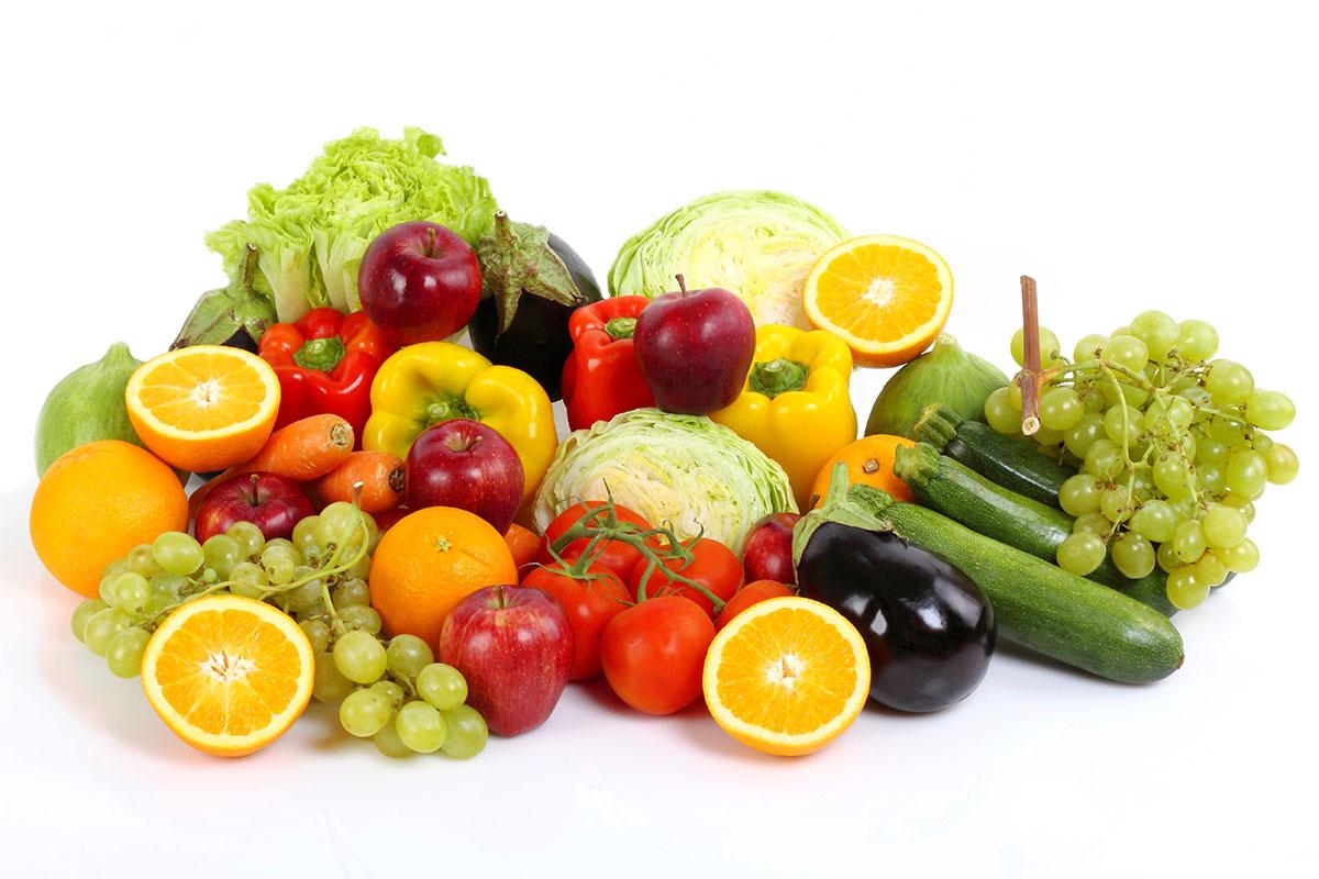 Transporte internacional de frutas y hortalizas