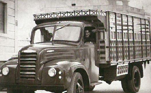 Camión Primafrio