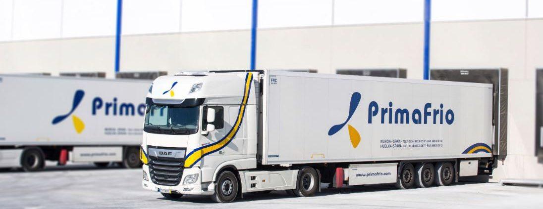 Camiones DAF Primafrio