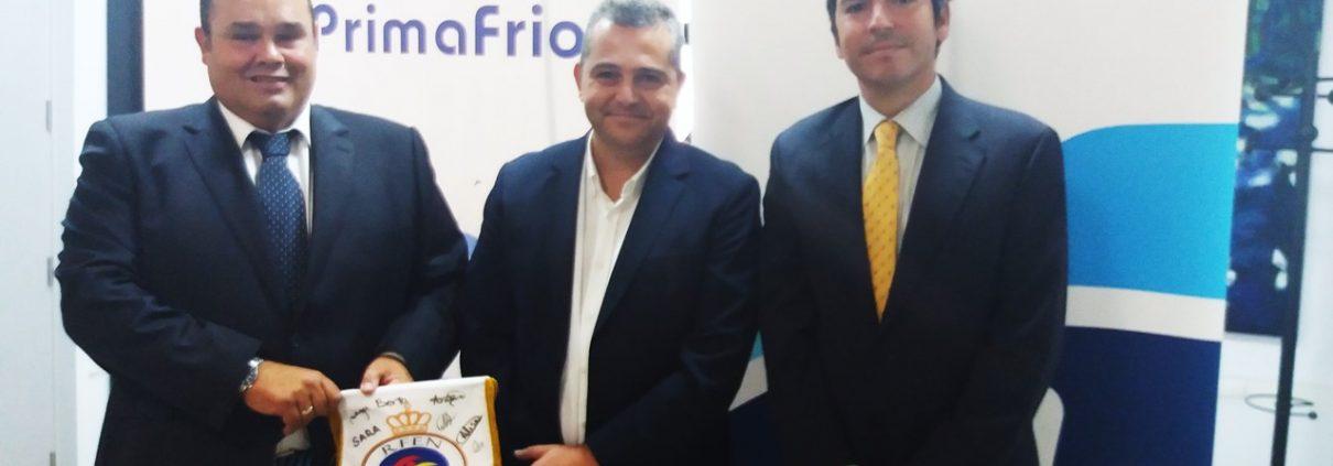 RFEN agradece a Primafrio